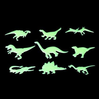 Glow in Time Dark Dinosaurs SG-21009