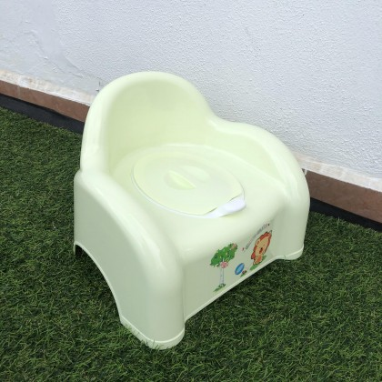 2 IN 1 POTTY WITH COVER
