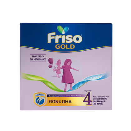 Friso Gold NEW Step 4 1.2kg