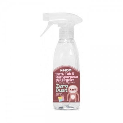 K-MOM Zero Dust Bath Tub & Multipurpose Detergent 400ml