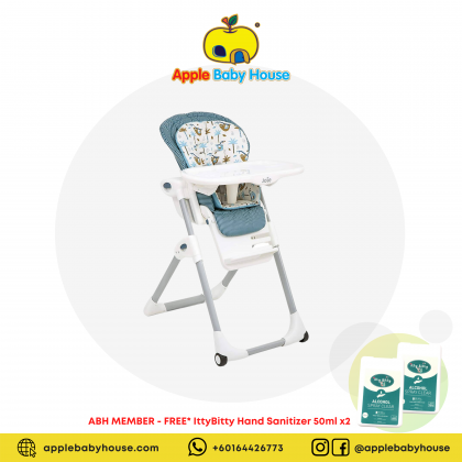 Joie Mimzy 2 in 1 Highchair - Tropical Paradise