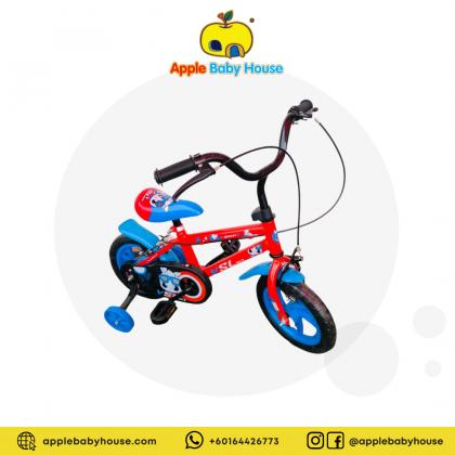 Bicycle VSL BIKE cartoon