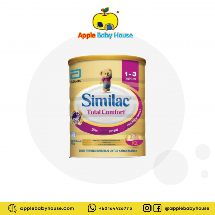 Similac Total Comfort Milk Formula 1-3Y 820g