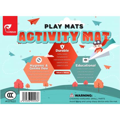 Activity Playmat (120cm X 180cm)
