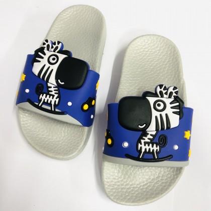 Kid's Slipper - Zebra