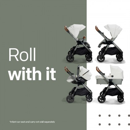 Joie Signature Finiti Two Ways Facing Stroller