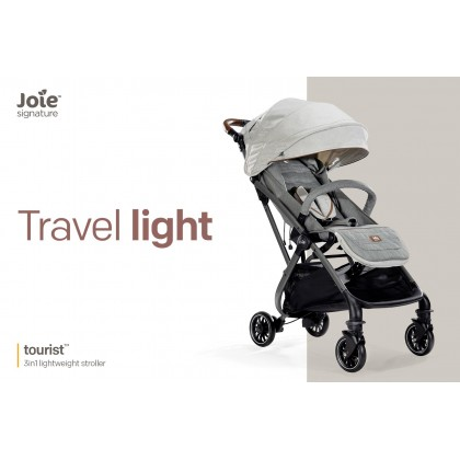 Joie Signature Tourist Compact Cabin Size Stroller