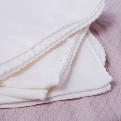 Suzuran Baby Bath Towel 3pcs