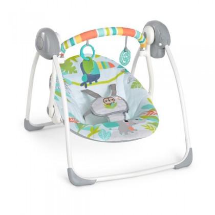 Bright starts Rainforest Vibes Portable Swing